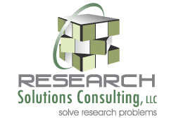 Research Solutions Consulting logo